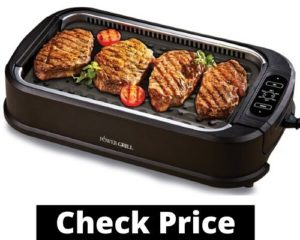 Best indoor smokeless grill consumer reports