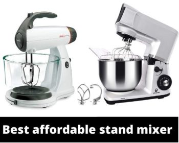 Best affordable stand mixer consumer reports