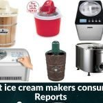 Best ice cream makers consumer reports