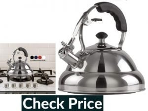BEST TEA KETTLE FOR GAS STOVE REVIEWS Chef's Secret
