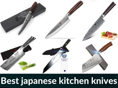 Best Japanese kitchen knives