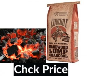 Best hardwood lump charcoal
