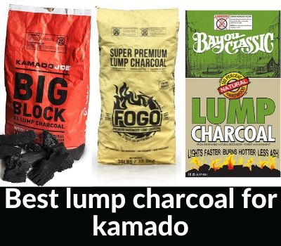 Best lump charcoal for kamado