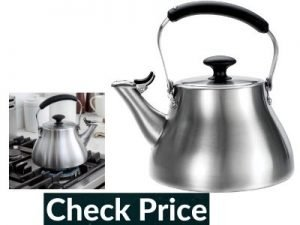Best tea kettle for gas stove stainless steel kettle