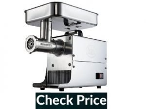 commercial meat and bone grinder