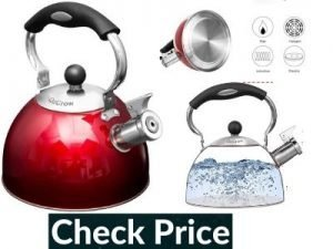 what are the best tea kettle for gas stove