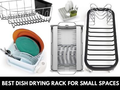 Best dish drying rack for small spaces
