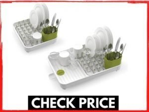 Best Dish Drying Rack Drains Into Sink