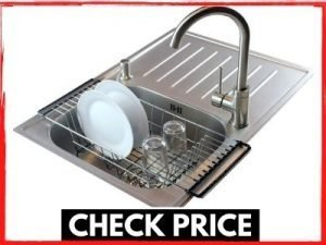 Best Dish Drying Rack Single Sink