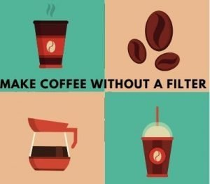 How To Make Coffee Without A Filter