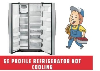 Ge Profile Refrigerator Not Cooling