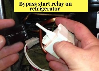 How To Bypass Start Relay On Refrigerator