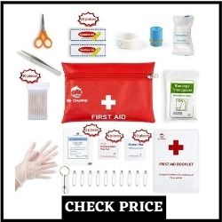 Best First Aid Kit For Camping Best First Aid Kit For Hiking