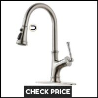 Best Pull Out Kitchen Faucet Pull Down Vs Pull Out Faucet