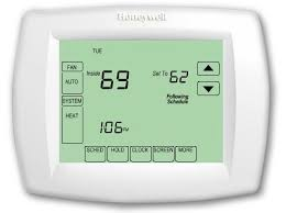 Honeywell Thermostat Cool On Blinking flashing