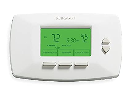 Honeywell Thermostat Cool On Blinking