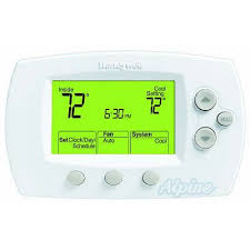 Honeywell Thermostat Cool On Flashing
